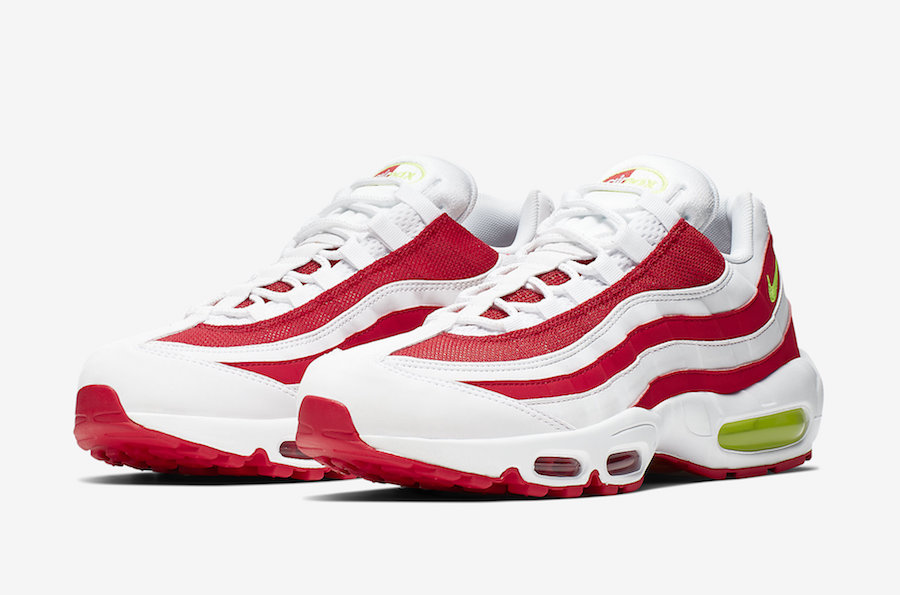Nike Air Max 95 Marine Day University Red CQ3644-171 Release Date Info