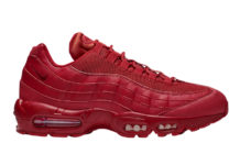 Nike Air Max 95 Triple Red BQ9969-600 Release Date Info