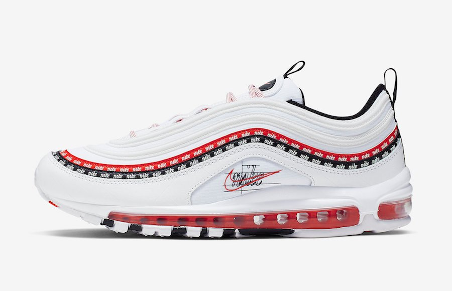 Nike Air Max 97 Graphic Paper CK9397-100 Release Date Info ...
