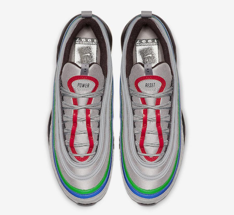 Nike Air Max 97 Nintendo 64 CI5012-001 Release Date Info