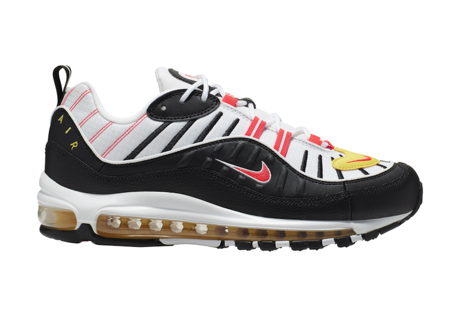 Nike Air Max 98 640744-016 Release Date Info