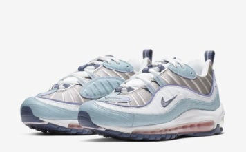 Nike Air Max 98 Blue Reflective CK0832-500 Release Date Info