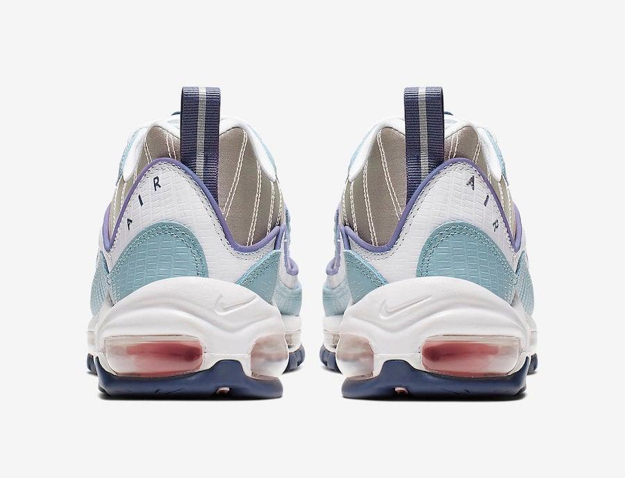 Nike Air Max 98 Blue Reflective CK0832-500 Release Date Info