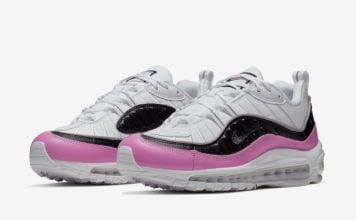 Nike Air Max 98 China Rose AT6640-100 Release Date Info