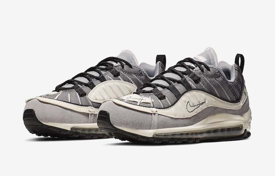 Nike Air Max 98 Inside Out AO9380-002 Release Date Info