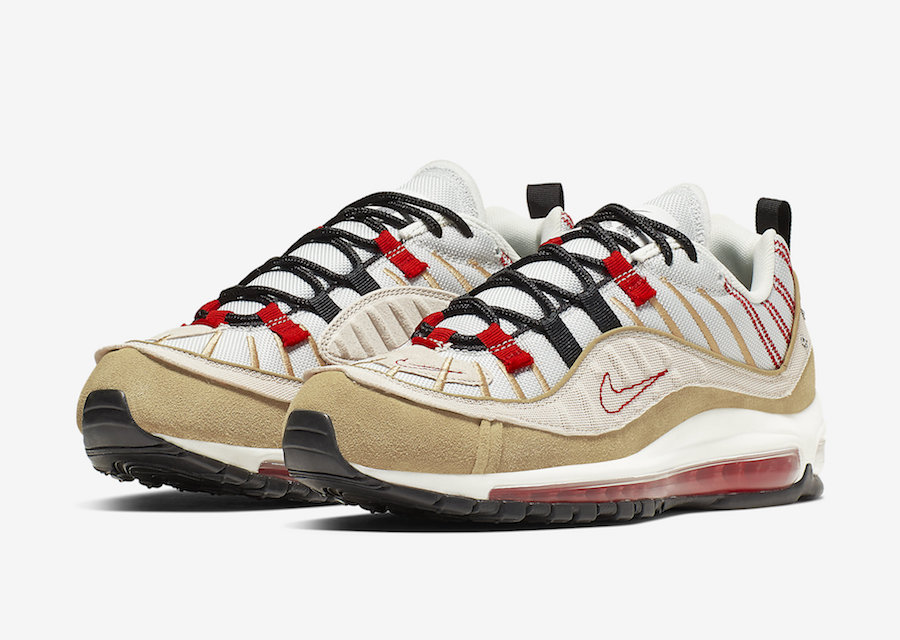Nike Air Max 98 Inside Out AO9380-003 Release Date Info