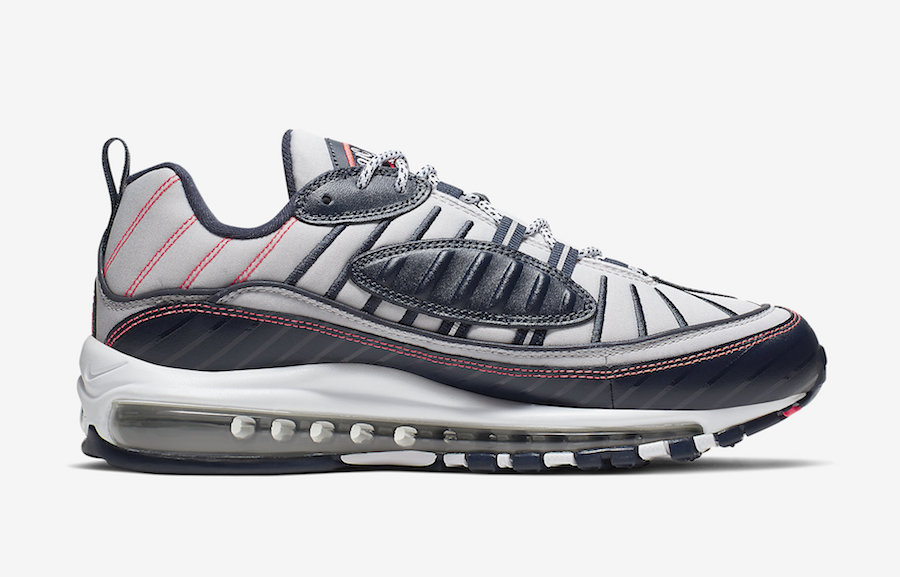 Nike Air Max 98 NYC CK0850-100 Release Date Info