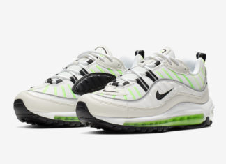 Nike Air Max 98 Phantom Electric Green AH6799-115 Release Date Info
