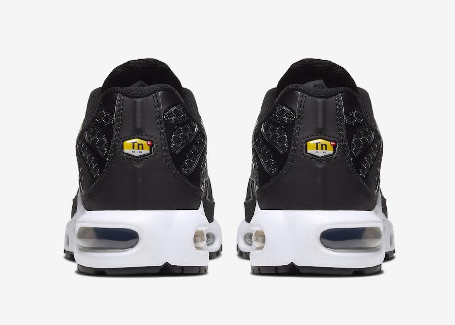 Nike Air Max Plus Chain Links CQ6360-001 Release Date Info