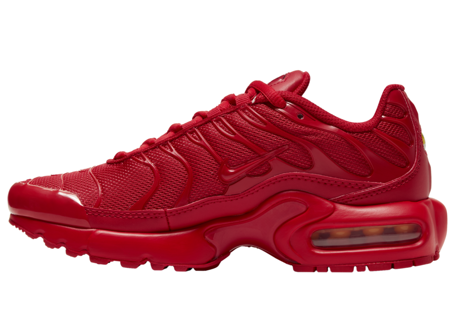 air max plus red