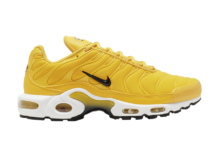 Nike Air Max Plus Yellow BQ9978-700 Release Date Info