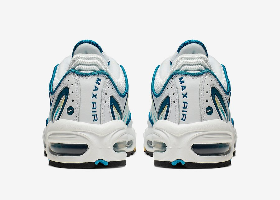 Nike Air Max Tailwind 4 Green Abyss CJ6534-100 Release Date Info
