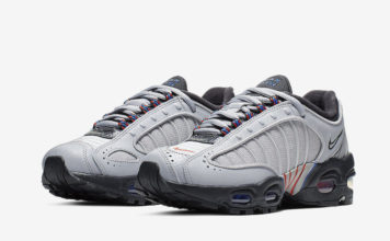 Nike Air Max Tailwind 4 Grey CK0700-001 Release Date Info
