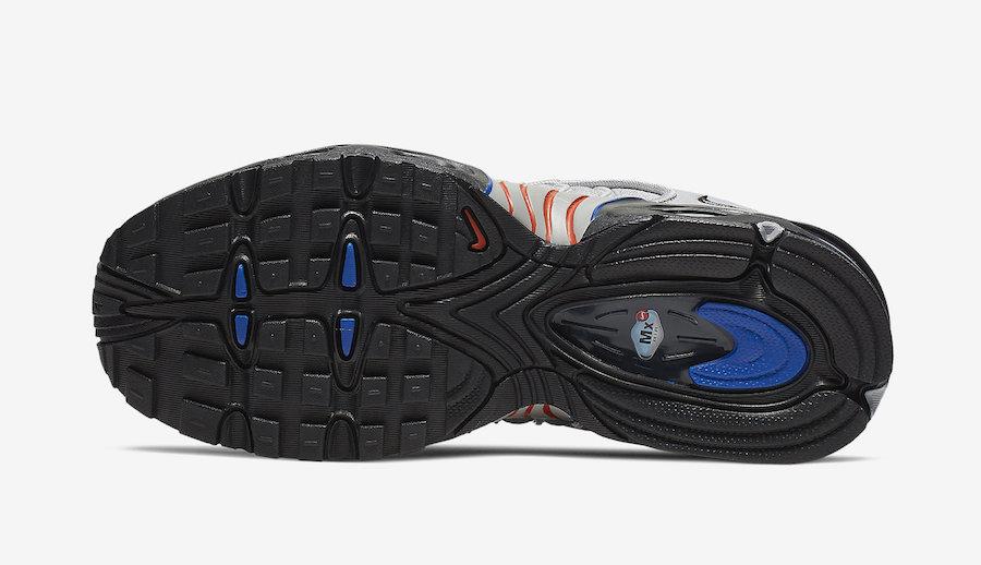 Nike Air Max Tailwind 4 Grey CK0700-001 Release Date Info
