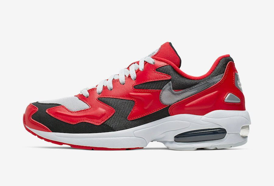 Nike Air Max2 Light University Red AO1741-601 Release Date Info