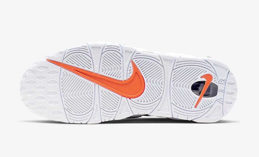 Nike Air More Uptempo Denim CJ6125-100 Release Date