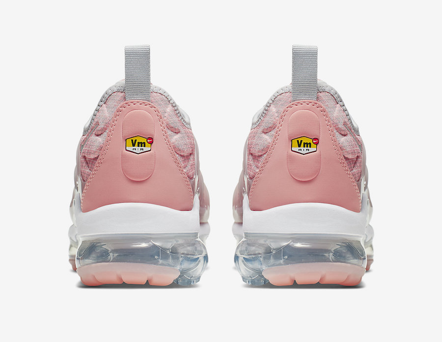 Nike Air VaporMax Plus Bleached Coral AO4550-603 Release Date Info