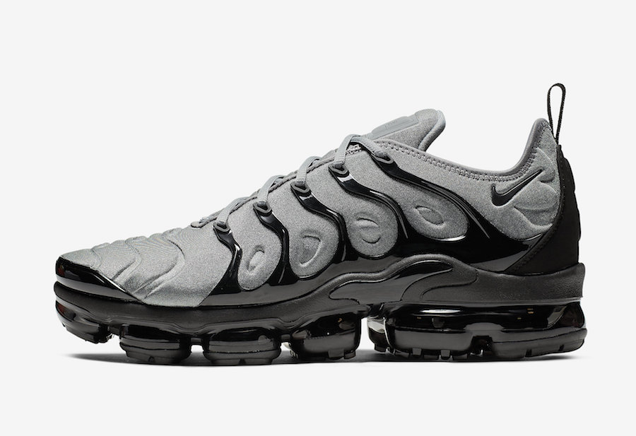 Nike Air VaporMax Plus Cool Grey Black CK0900-001 Release Date Info