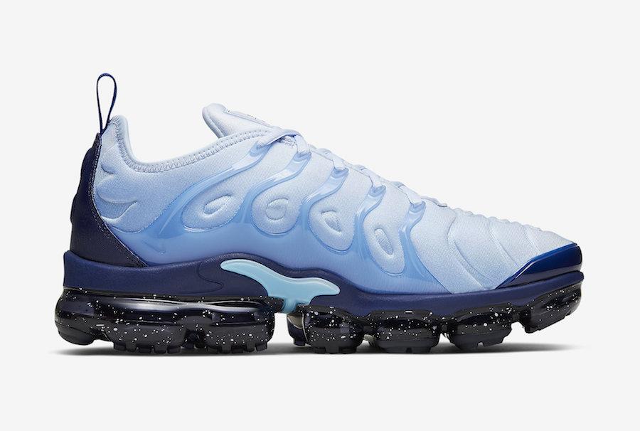 Nike Air VaporMax Plus Ice Blue CK1411-400 Release Date Info