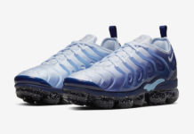 Nike Air VaporMax Plus Ice Blue CK1411-400 Release Date Info