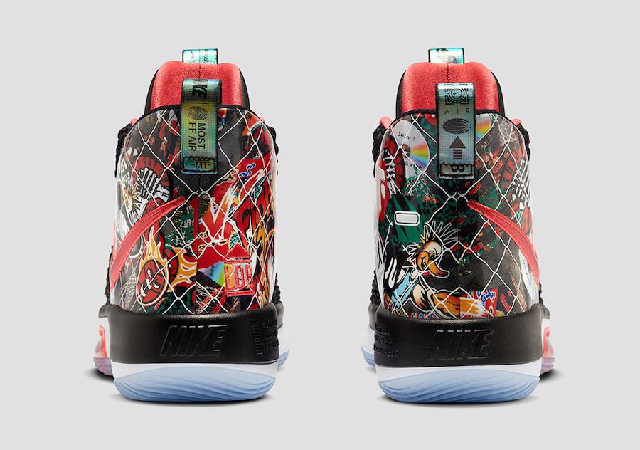 Nike AlphaDunk Colorways + Release