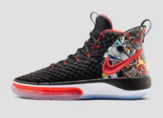 Nike AlphaDunk China Hoop Dreams Release Date Info