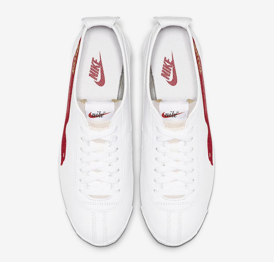 Nike Cortez Shoe Dog Pack Falcon CJ2586-102 Release Date