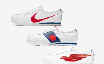 Nike Cortez Shoe Dog Pack Release Details