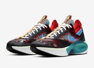 Nike DIMSIX Signal FK AT5405-001 Release Date Info