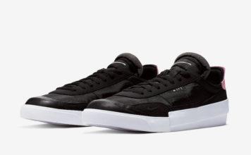 Nike Drop Type LX Black Pink Tint AV6697-001 Release Date Info