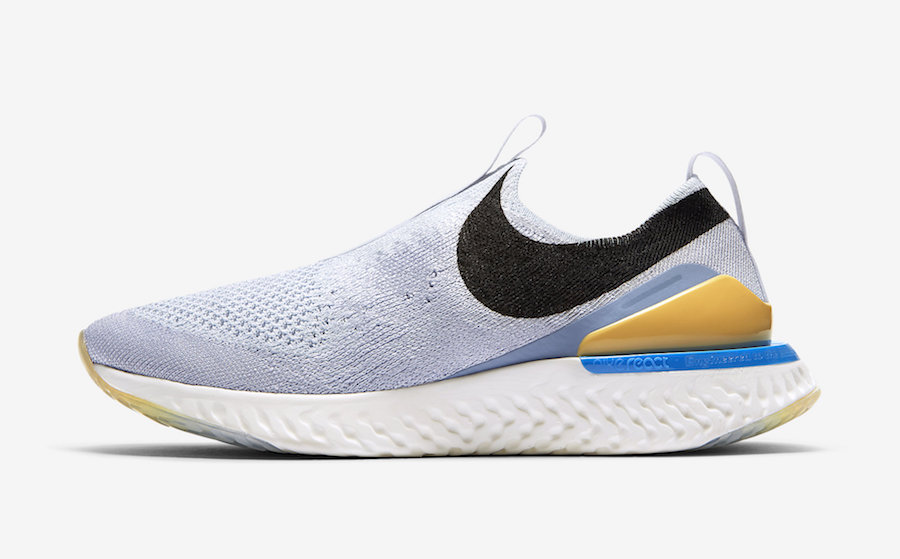 Nike Epic Phantom React Football Grey CI1290-001 Release Date Info