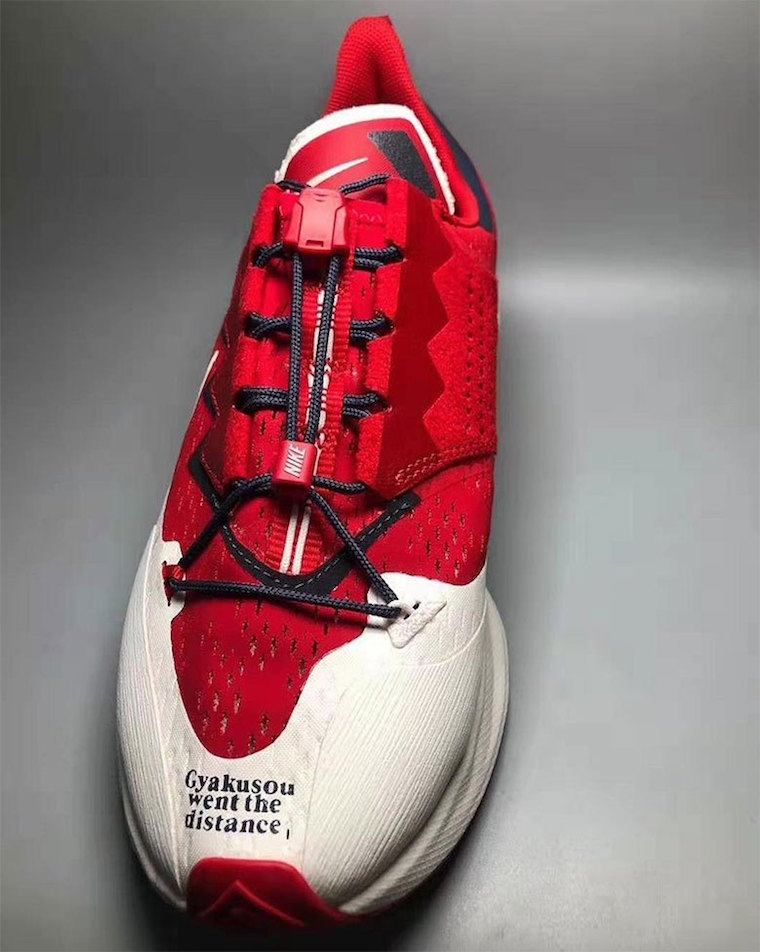 Nike Gyakusou Went the Distance Release Date Info