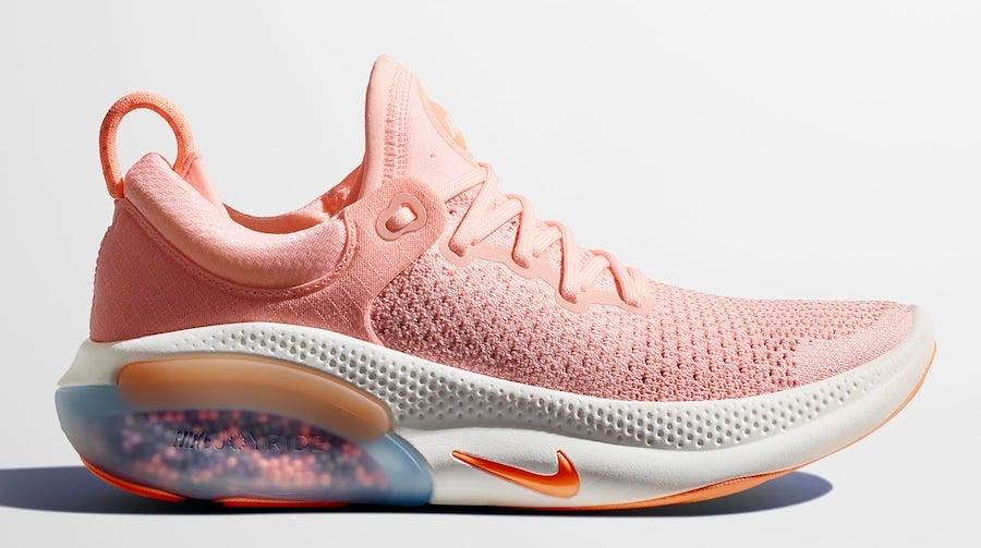 Nike Joyride Run Flyknit Pink Release Date Info