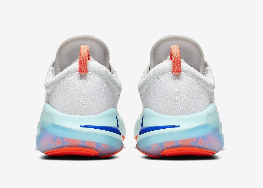 Nike Joyride Run Flyknit Platinum Tint AQ2730-100 Release Date Info