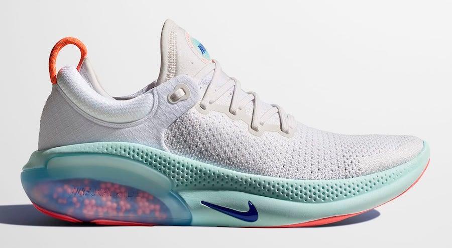 Nike Joyride Run Flyknit Colorways +
