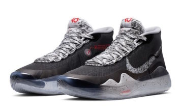 new product a2aec 1260d Nike KD 12  Black Cement  Releasing Soon