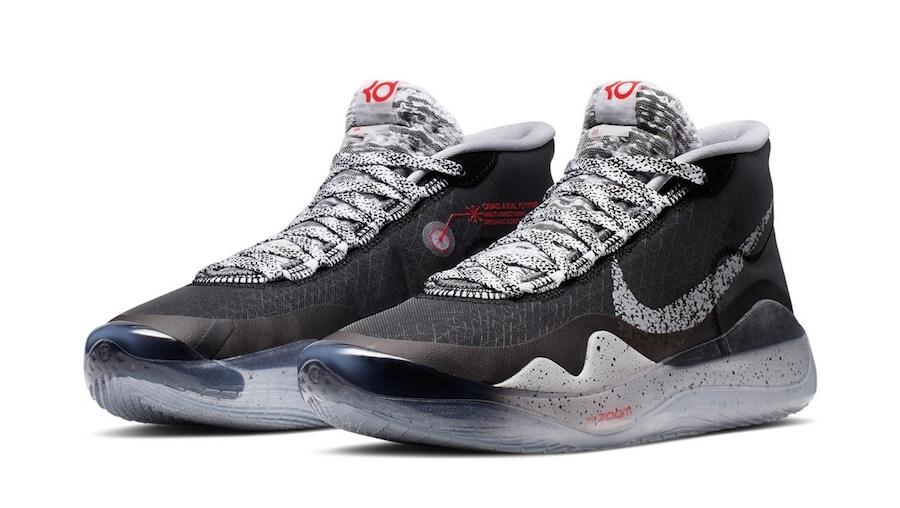 Nike KD 12 Black Cement Release Date Info