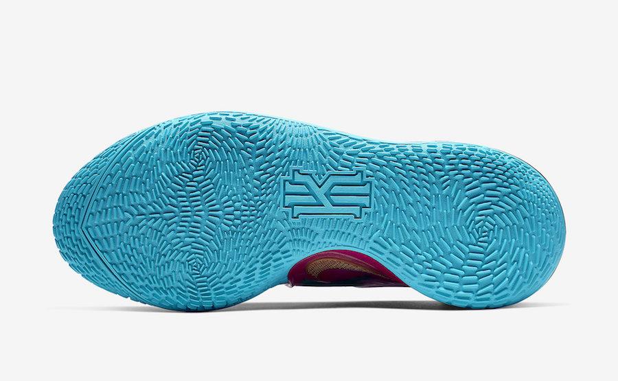 Nike Kyrie Low 2 Mr. Krabs CJ6953-600 Release Date Info