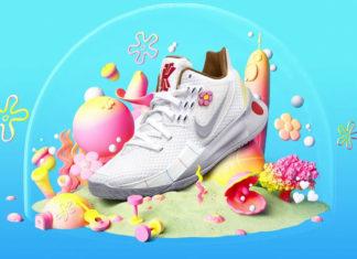 Nike Kyrie Low 2 Sandy Cheeks CJ6953-100 Release Date Info