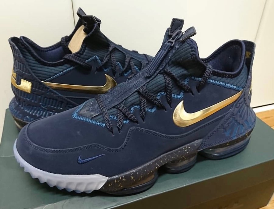 Nike LeBron 16 Low Agimat Release Date Info