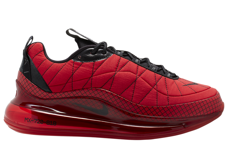 Nike MX 720 818 Red CI3871-600 Release Date