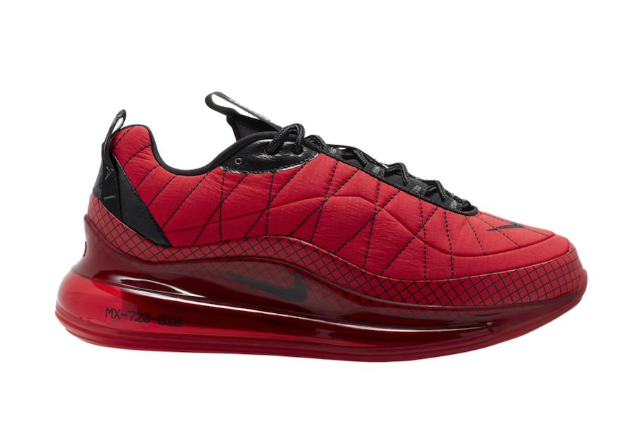 Nike MX 720 818 Red CI3871-600