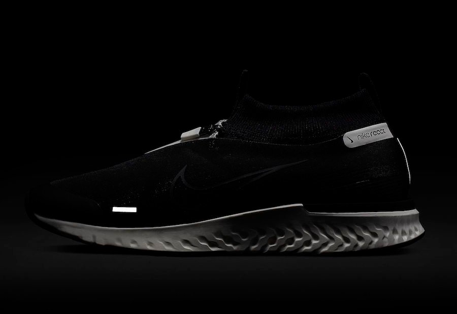 Nike React City Black Sail AT8423-001 Release Date Info