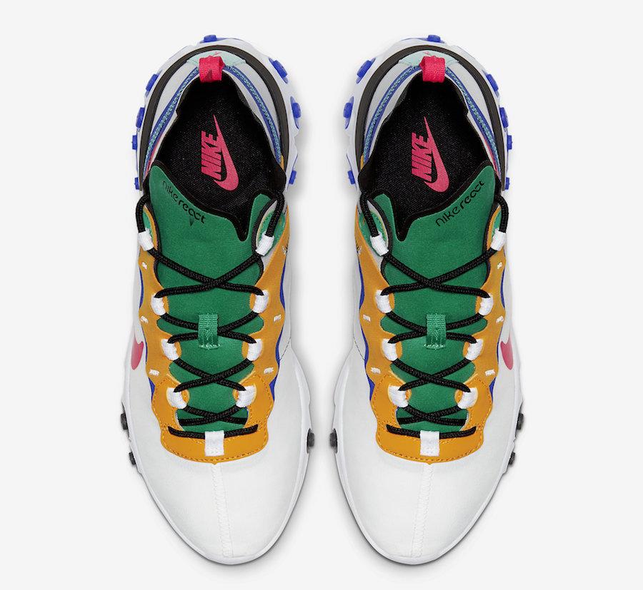 Nike React Element 55 CK2955-161 Release Date Info