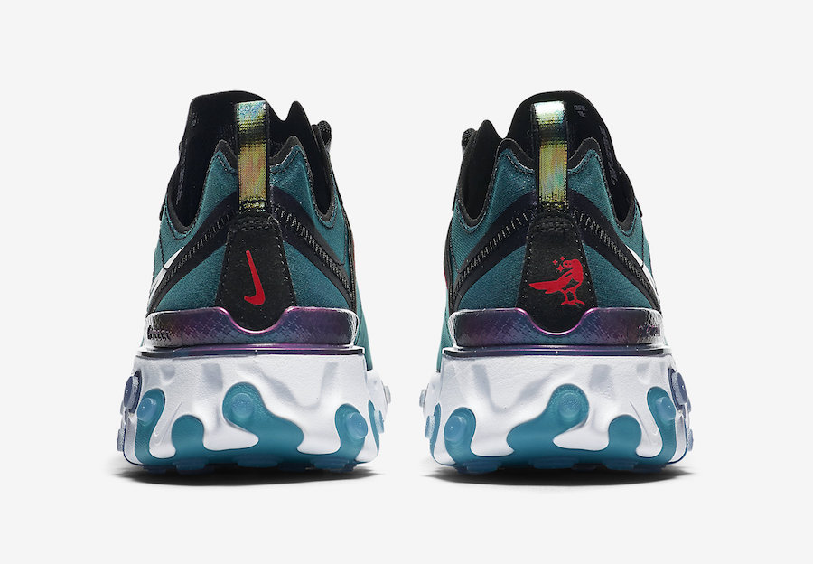 Nike React Element 55 Magpie CN5797-011 Release Date Info