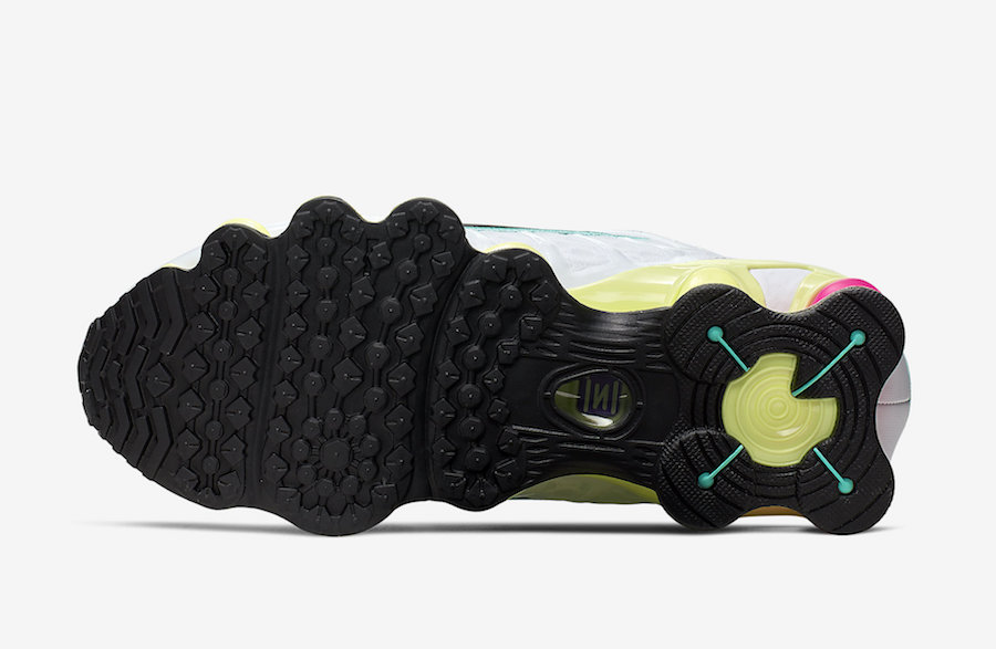 Nike Shox TL Pastel AR3566-102 Release Date Info