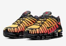 Nike Shox TL Sunrise AV3595-004 Release Date Info