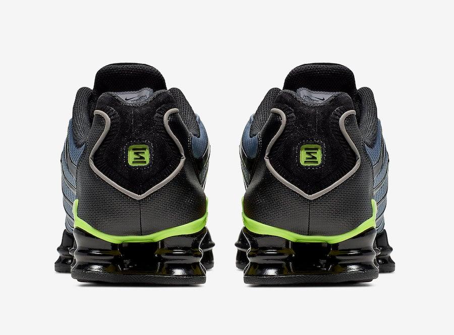 Nike Shox TL Thunder Storm Volt CI7692-400 Release Date Info