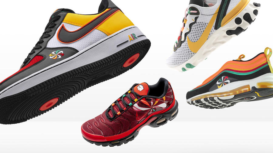 Nike Sunburst Pack Release Date Info