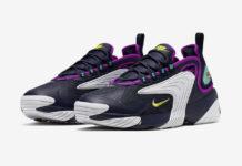 Nike Zoom 2K Blackened Blue AO0269-401 Release Date Info